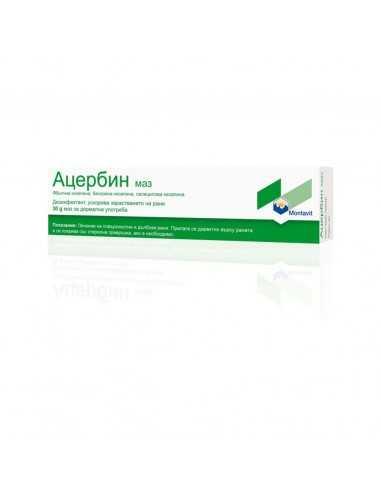 Ацербин маз антисептик х30 грама