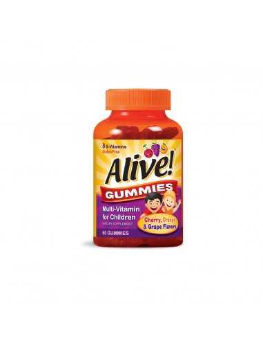 Alive Мултивитамини за деца х60...