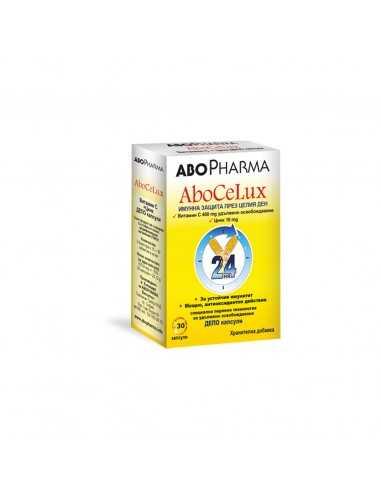 ABO Витамин C 400 мг + Цинк 10 мг за...