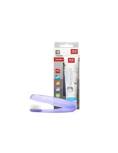 Kомплект за пътуване Splat Professional Biocalcium Паста за укрепване на емайла + Четка за зъби