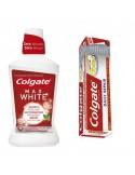 Mouth wash Colgate 250ml + Colgate toothpaste / Вода за уста Колгейт 250мл+паста за зъби Колгейт