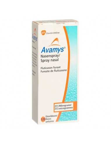 Avamys nasal spray 120 doses / Авамис назален спрей 120 дози