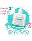 DermoXen Pediatric - gentle cleansing gel 300 ml / ДермоКсен Педиатрик - нежен почистващ гел за бебета и деца – 300 мл.