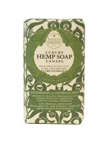 Luxury hempNesti Dante Luxury hemp soap 250 gr / Нести Данте Луксозен конопен сапун 250 грsoap 250 g