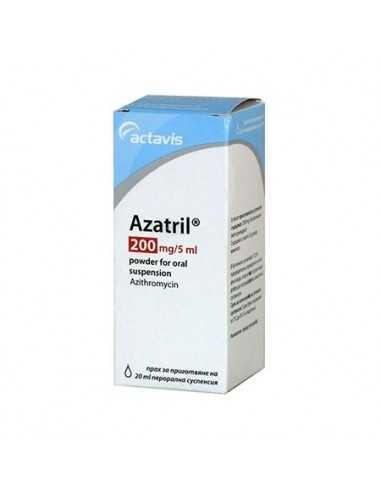 Azatril 200 mg/5 ml powder for oral...